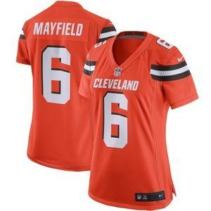 Women's Cleveland Browns Baker Mayfield